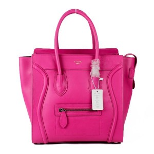 where to buy celine luggage bag Celine Online Outlet Celine Boston Red Leather Bags - CyLINE